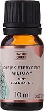 Parfums et Produits cosmétiques Huile essentielle de menthe - Nature Queen Essential Oil Mint