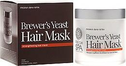 Parfums et Produits cosmétiques Masque à la levure de bière pour cheveux - Natura Siberica Fresh Spa Russkaja Bania Detox Brewers Yeast Hair Mask