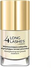 Parfums et Produits cosmétiques Sérum intensif fortifiant pour ongles - Long4Lashes Intensive Strenghtening Nail Serum