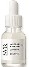 Parfums et Produits cosmétiques Concentré à l'acide hyaluronique pour contour des yeux - SVR Ampoule Refresh Eye Concentrate