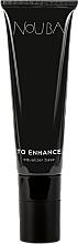 Parfums et Produits cosmétiques Base de maquillage - NoUBA Viso Primer To Enhance Equalizer Base
