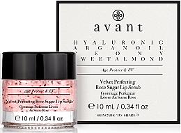 Parfums et Produits cosmétiques Gommage au sucre rose pour lèvres - Avant Velvet Perfecting Rose Sugar Lip Scrub