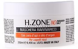 Parfums et Produits cosmétiques Masque à l'huile d'argan pour cheveux - H.Zone Masque Revivant