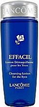 Parfums et Produits cosmétiques Lotion démaquillante pour yeux - Lancome Effacil 125ml