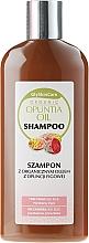 Parfums et Produits cosmétiques Shampooing à l'huile de figue de barbarie - GlySkinCare Organic Opuntia Oil Shampoo