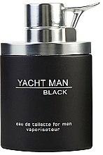 Parfums et Produits cosmétiques Myrurgia Yacht Man Black - Eau de Toilette