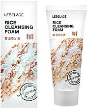 Parfums et Produits cosmétiques Mousse nettoyante au riz - Lebelage Rice Cleansing Foam