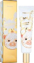 Parfums et Produits cosmétiques Crème à l'extrait de nid d'hirondelle pour les yeux - Elizavecca Gold Cf Nest White Bomb Eye Cream