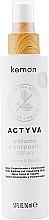 Parfums et Produits cosmétiques Spray volumisant à l'extrait de lin pour cheveux - Kemon Actyva Volume E Corposita Spray