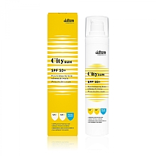 Parfums et Produits cosmétiques Crème solaire à l'huile d'argan pour visage - Dottore City SUN SPF 50+