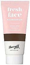 Parfums et Produits cosmétiques Fond de teint - Barry M Fresh Face Liquid Foundation