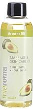 Parfums et Produits cosmétiques Huile de massage à l'huile d'avocat - Holland & Barrett Miaroma Avocado Oil