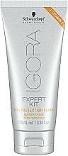 Crème protectrice à la vitamine E pour visage - Schwarzkopf Professional Igora Skin Protection Cream — Photo N1