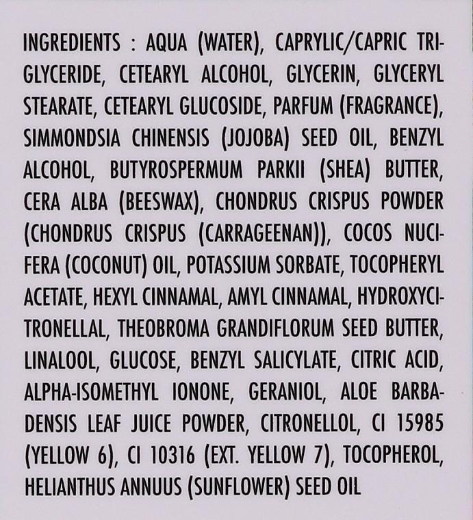 Crème au beurre de karité et huile de jojoba pour corps - Baija Moana Body Cream — Photo N5