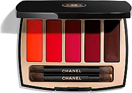Parfums et Produits cosmétiques Palette de rouges à lèvres - Chanel La Palette Caractere