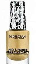 Parfums et Produits cosmétiques Vernis à ongles - Deborah Pret A Porter Cracking