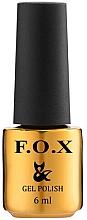 Parfums et Produits cosmétiques Vernis à ongles - F.O.X Euphoria Gel Polish