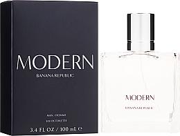 Parfums et Produits cosmétiques Banana Republic Modern Man - Eau de Toilette