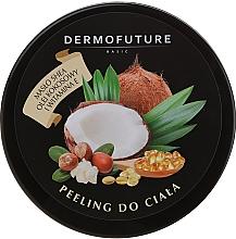 Parfums et Produits cosmétiques Gommage sucré au beurre de karité pour corps - DermoFuture Sugar Body Scrub