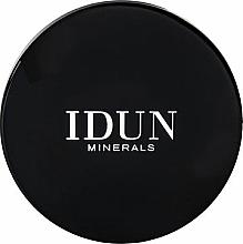 Parfums et Produits cosmétiques Fond de teint en poudre libre - Idun Minerals Powder Foundation