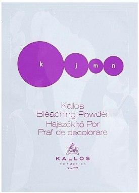 Poudre décolorante - Kallos Cosmetics Bleaching Powder — Photo N1