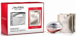 Parfums et Produits cosmétiques Coffret cadeau - Shiseido Bio-Performance Lift Dynamic Cream Set (cr/50ml+exfol/disc/2pieces)