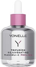Parfums et Produits cosmétiques Gommage rajeunissant à la vitamine C pour visage - Yonelle Trifuson Rejuvating Mandeli-C Peeling