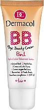 Parfums et Produits cosmétiques BB crème hydratante 8 en1 - Dermacol BB Magic Beauty Cream