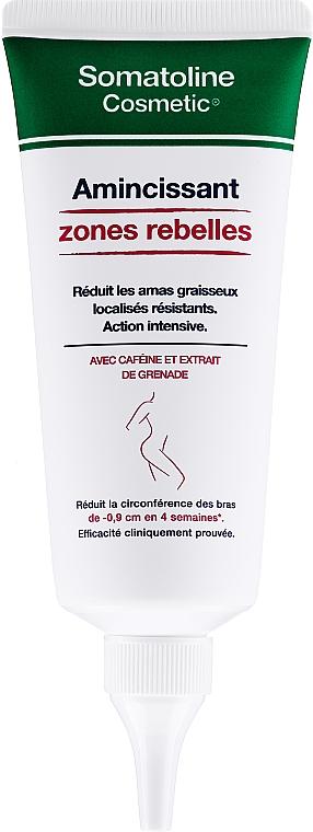 Traitement à la caféine et extrait de grenade pour corps - Somatoline Cosmetic Stubborn Areas Shocking Treatment