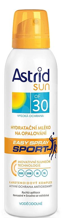 Lait-spray solaire - Astrid Easy Spray Sports SPF 30 — Photo N1