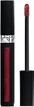 Parfums et Produits cosmétiques Encre à lèvres - Dior Rouge Dior Liquid Stain