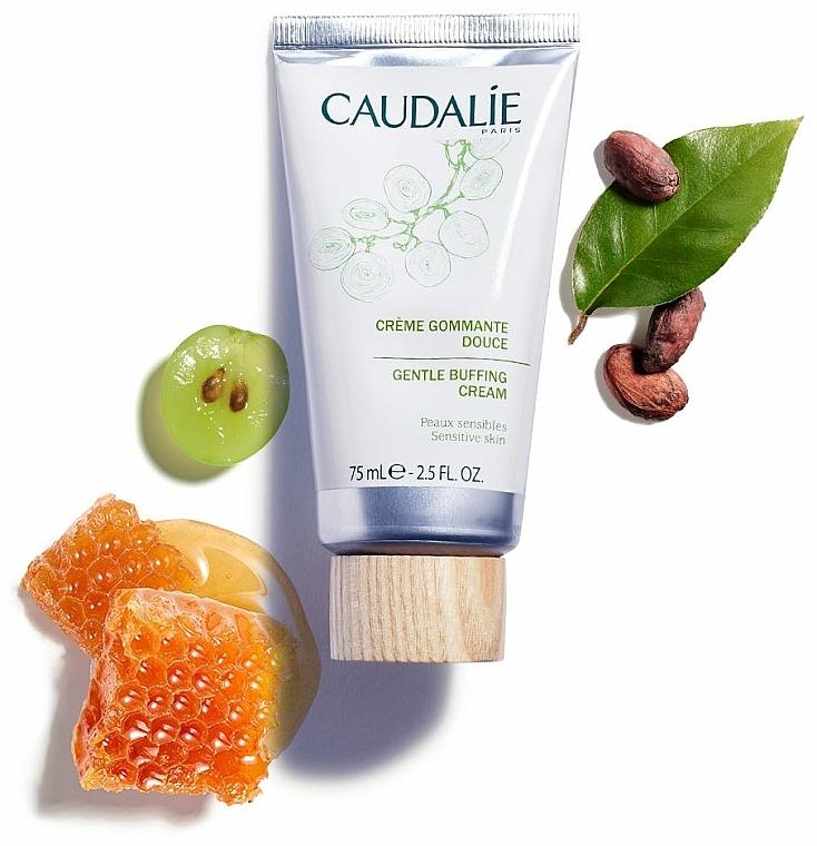 Crème gommante douce pour visage - Caudalie Cleansing & Toning Gentle Buffing Cream — Photo N3