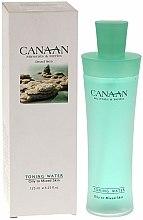 Parfums et Produits cosmétiques Lotion tonique aux minéraux de la mer Morte - Canaan Minerals & Herbs Toning Water Normal to Oily Skin