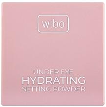 Parfums et Produits cosmétiques Poudre hydratante pour contour des yeux - Wibo Under Eye Hydrating Setting Powder