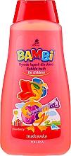 Parfums et Produits cosmétiques Mousse de bain pour enfants, Fraise - Bambi