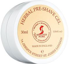 Parfums et Produits cosmétiques Gel de pré-rasage pour barbe - Taylor of Old Bond Street Herbal Pre-Shave Gel