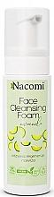 Parfums et Produits cosmétiques Mousse nettoyante pour visage - Nacomi Face Cleansing Foam Avocado