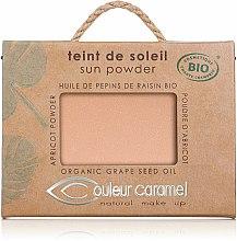 Parfums et Produits cosmétiques Poudre compacte - Couleur Caramel Sun Powder