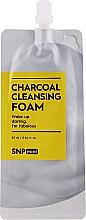 Parfums et Produits cosmétiques Mousse nettoyante au charbon pour visage - SNP Mini Carcoal Cleansing Foam (mini)