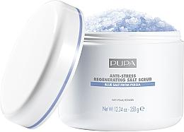Parfums et Produits cosmétiques Gommage anti-stress au sel pour corps - Pupa Home Spa Salt Scrub