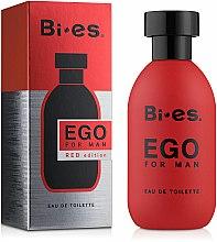 Parfums et Produits cosmétiques Bi-Es Ego Red Edition - Eau de Toilette