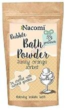 Parfums et Produits cosmétiques Poudre de bain au sorbet à l'orange - Nacomi Bath Powder