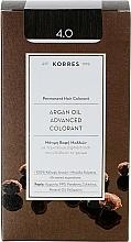Parfums et Produits cosmétiques Coloration cheveux - Korres Argan Oil Hair Colorant