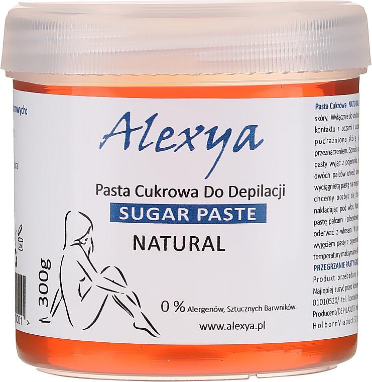 Pâte épilatoire au sucre - Alexya Sugar Paste For Depilation Natural