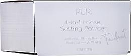Parfums et Produits cosmétiques Poudre libre fixante pour visage - Pur 4-in-1 Loose Setting Powder