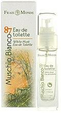 Parfums et Produits cosmétiques Frais Monde Muschio Bianco 87 White Musk - Eau de Toilette