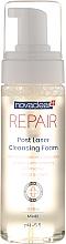 Parfums et Produits cosmétiques Mousse nettoyante post-laser, sans savon et alcalis - Novaclear Repair Post Laser Cleansing Foam