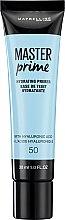 Parfums et Produits cosmétiques Base de teint hydratante - Maybelline Master Prime 50 Hydrating