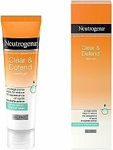 Parfums et Produits cosmétiques Gel nettoyant pour visage - Neutrogena Clear & Defend Rapid Gel