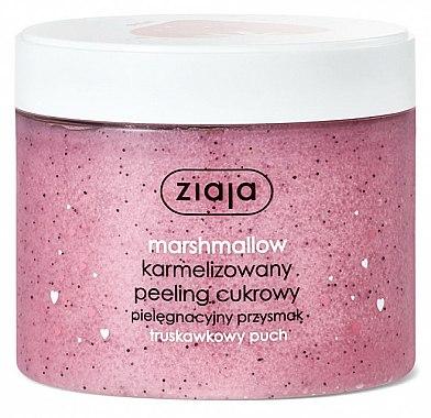 "Peeling corporel au sucre ""Guimauve aux fraises"" - Ziaja Sugar Body Peeling"